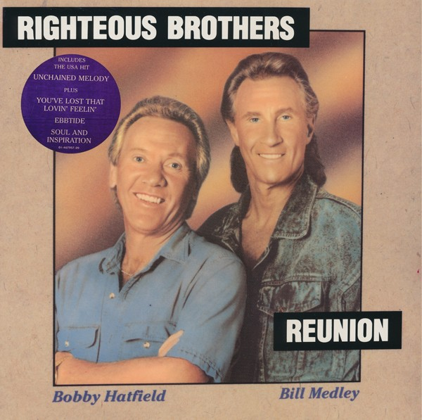 Righteous Brothers Discography Uk Albums