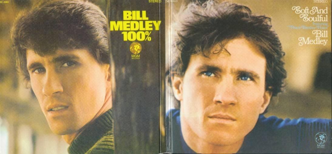 Bill Medley Collectors Items